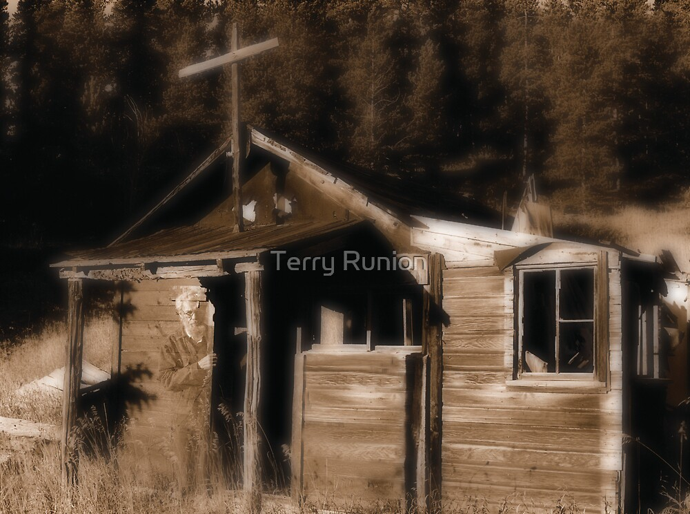 Ghost by Terry Runion