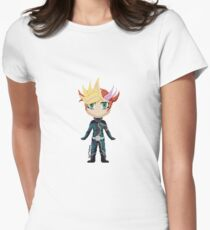 Pixel PlayMaker Womens Fitted T-Shirt