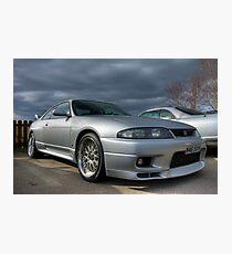 Nissan Skyline GT-R Photographic Print