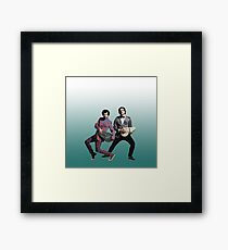 Flight of the Conchords 5 Framed Print