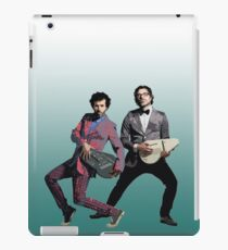 Flight of the Conchords 5 iPad Case/Skin
