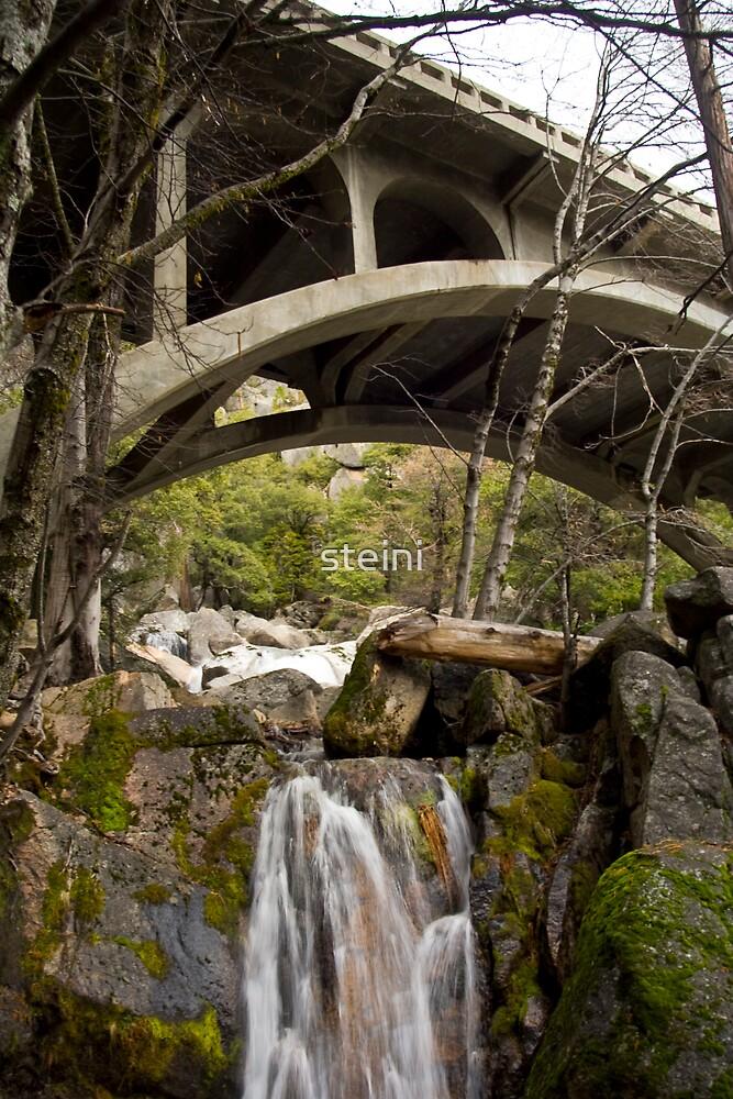 Water Under the Bridge by steini