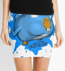 Brutes.io (Chibbit Blue) Mini Skirt