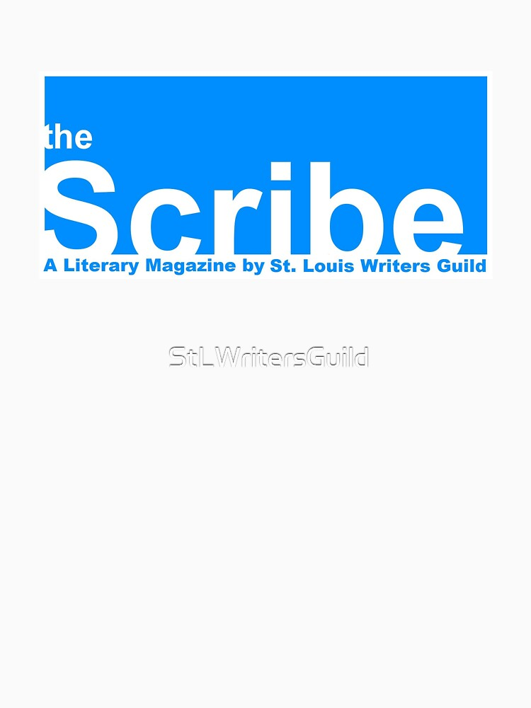 The Scribe - A Literary Magazine by StLWritersGuild