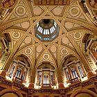 0720 The Ceiling - Melbourne by Hans Kawitzki