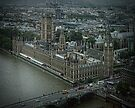 Westminster from the Eye by Yukondick