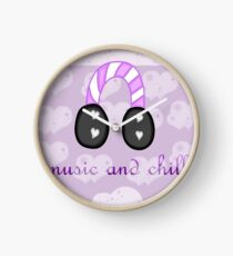 Music and Chill Clock