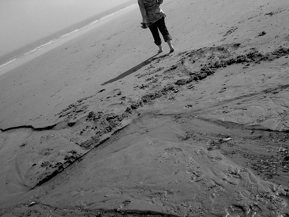 Walk alone by rebecca3