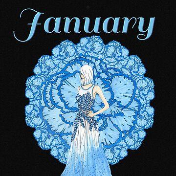 January by ArianaFire