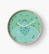 Reloj Cyanus- Cornflowers para Chloris