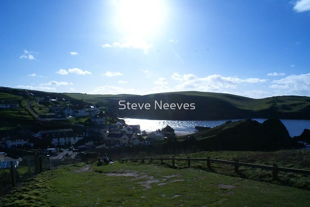 hope cove  by Steve Neeves
