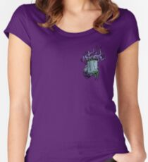 Justovia2 Women's Fitted Scoop T-Shirt