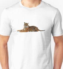Tigre low poly  T-Shirt