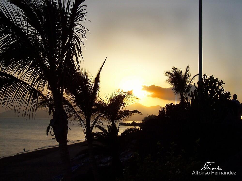 sunset 2 by Alfonso Fernandez