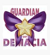 Guardian of Demacia - League of Legends Photographic Print