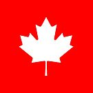Canada Flag Tote Bag by deanworld
