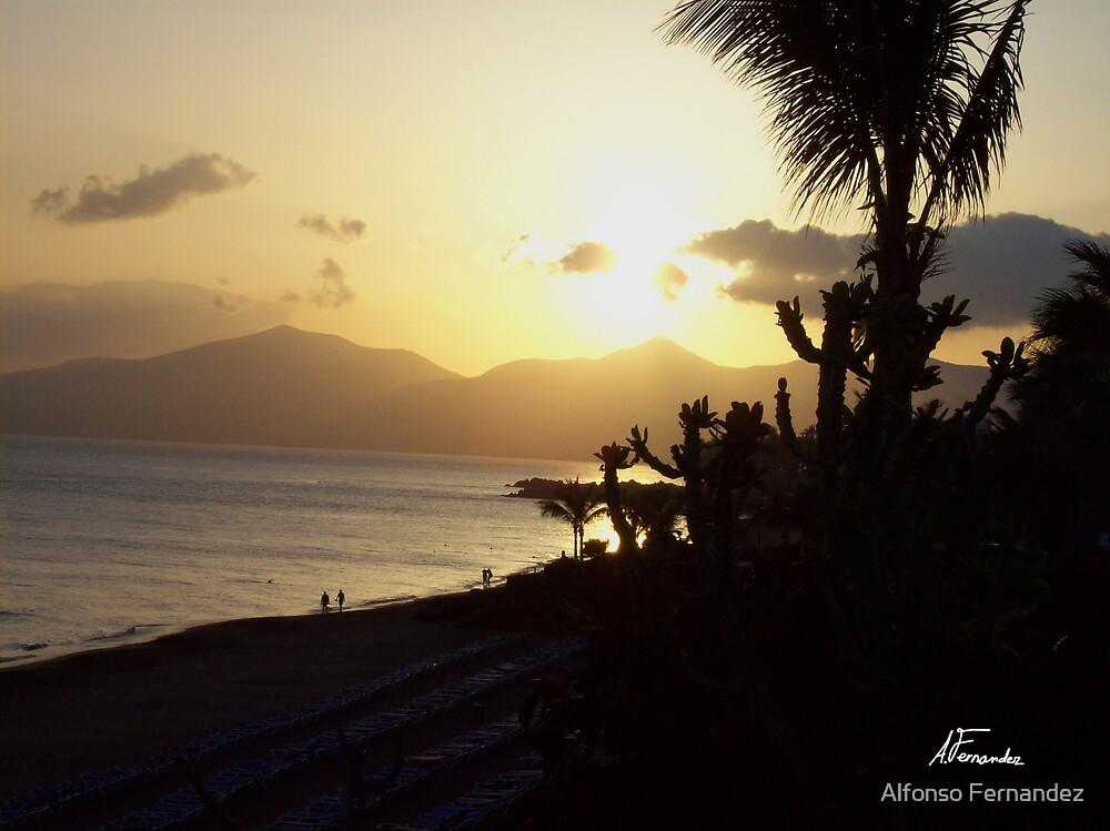 Sunset 7 by Alfonso Fernandez
