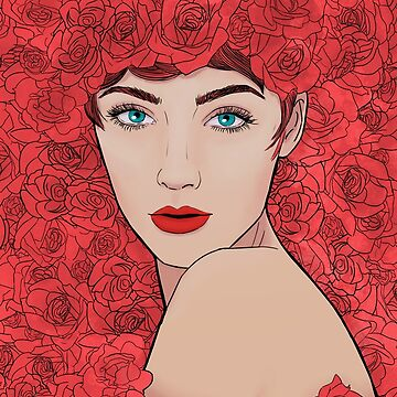 Red Roses by controlzee-