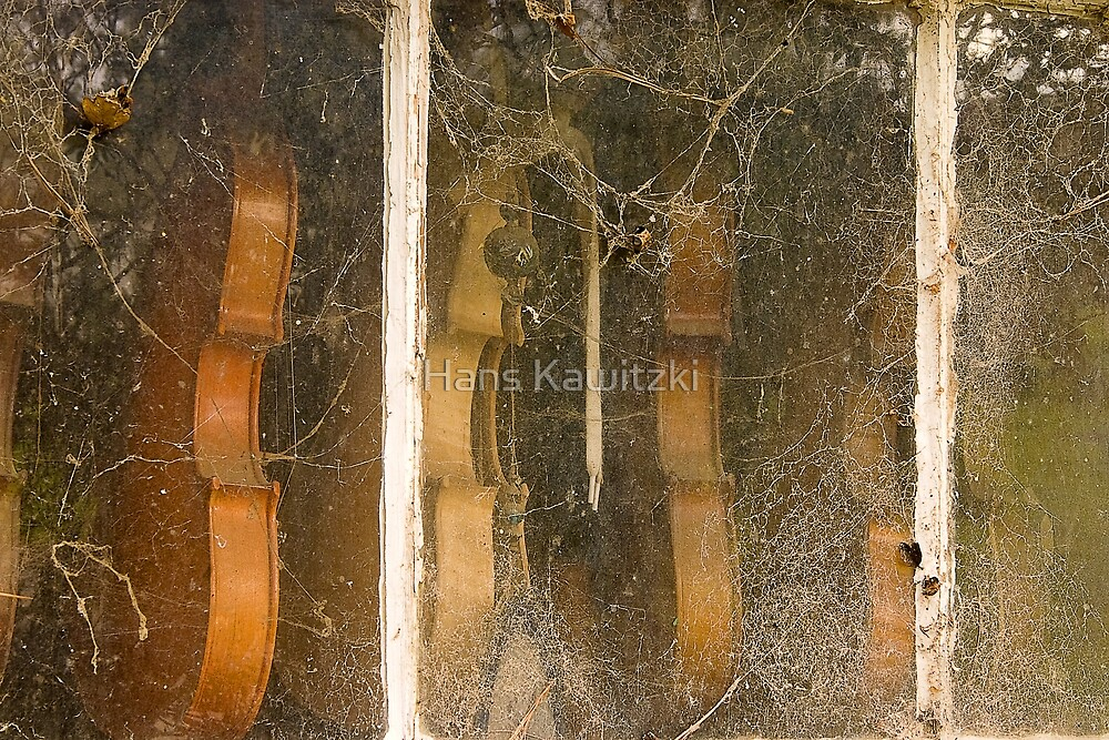 0796 Forgotten Violins by Hans Kawitzki