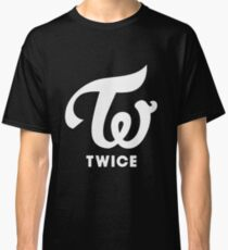 Twice (White Text) Classic T-Shirt