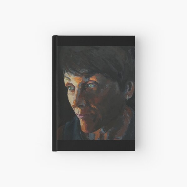 Portrait of A. Lord 2017 Hardcover Journal