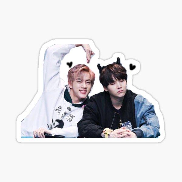 JIN & YOONGI Sticker