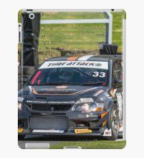 car racing iPad Case/Skin