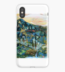 The Northern Marches of Ithilien iPhone Case/Skin