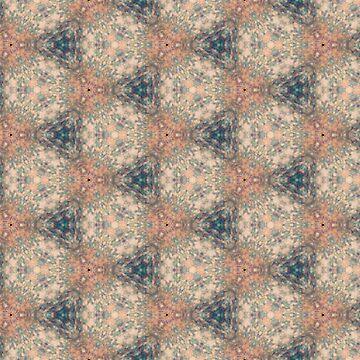 Happy Sunny Sand Pattern by turtlebird