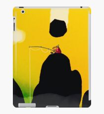 Wrong Time Wrong Place iPad Case/Skin