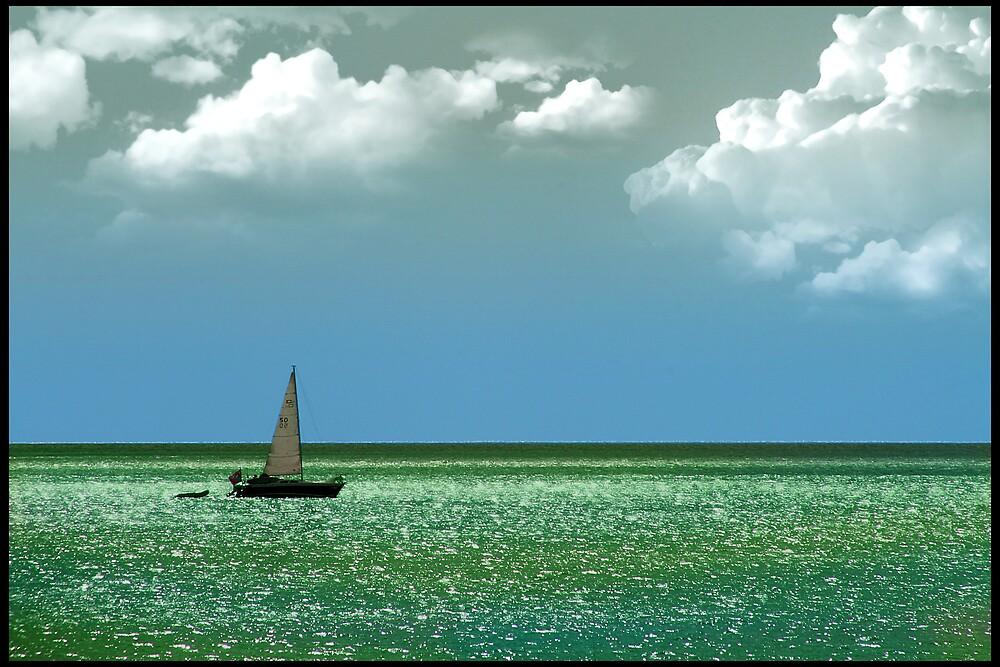 Sail Away by Nam Ngueyn