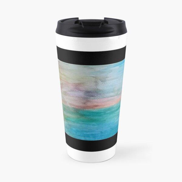 Sea meditation  Travel Mug