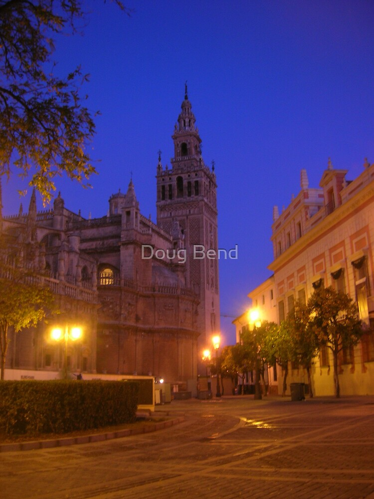 Spain at Dawn by Doug Bend