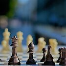 Chess a game of  life. by fruitcake