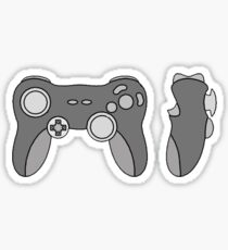 COMPUTER GAME CONTROLER Sticker