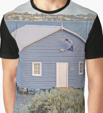 Crawley Boatshed Graphic T-Shirt
