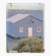 Crawley Boatshed iPad Case/Skin