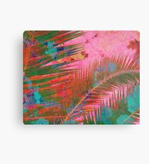 Palm leaves for Frida  Metal Print
