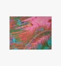 Palm leaves for Frida  Art Board