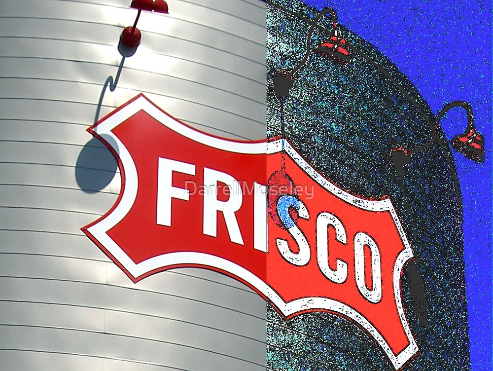 FRISCO HERITAGE ART by DarrellMoseley