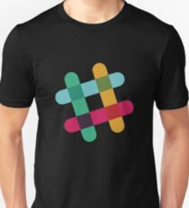 Slack Logo Slim Fit T-Shirt