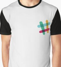 Slack Logo Graphic T-Shirt