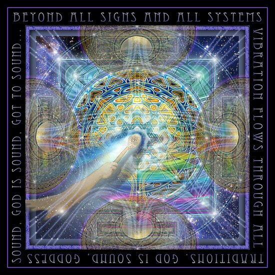Beyond All Signs - Gong by Joshua Levin