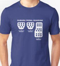 Subaru Pedal T-Shirt