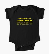 Daddy Force Kids Clothes