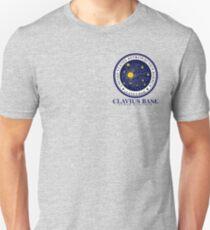 Clavius Base Lunar Research Unisex T-Shirt