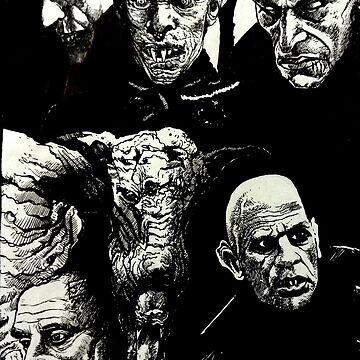 Nosferatu Forever  by sirenhill
