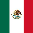 Mexican Flag by deanworld