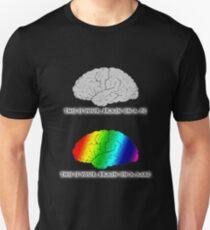 Brain on a Mac Slim Fit T-Shirt