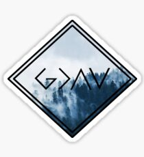 God Is Greater Than the Highs and Lows Sticker
